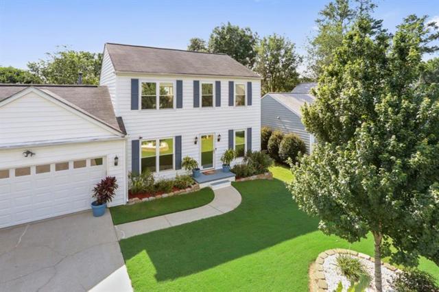10765 Mortons Circle, Alpharetta, GA 30022 (MLS #6039821) :: RE/MAX Paramount Properties