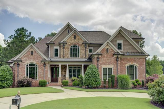 727 Creekside Bend, Alpharetta, GA 30004 (MLS #6039860) :: North Atlanta Home Team