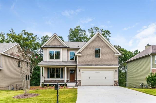 460 Longwood Place, Dallas, GA 30132 (MLS #6039923) :: The Hinsons - Mike Hinson & Harriet Hinson