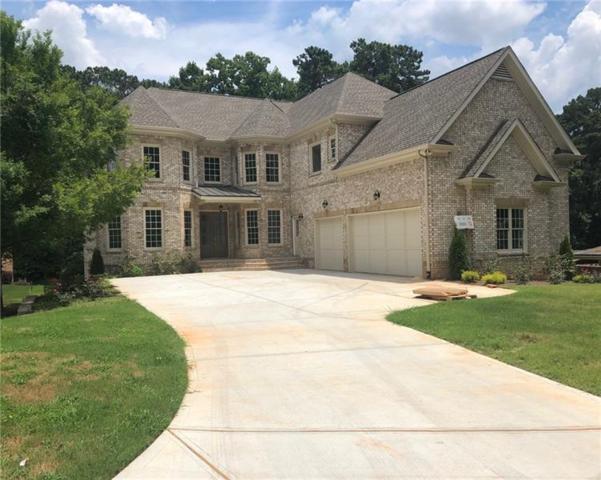 54 Sewell Lane, Marietta, GA 30068 (MLS #6040016) :: North Atlanta Home Team