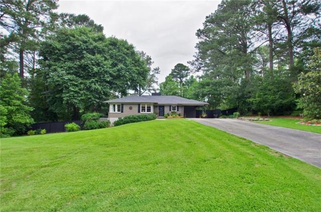 2050 Black Fox Drive NE, Atlanta, GA 30345 (MLS #6040091) :: RE/MAX Paramount Properties