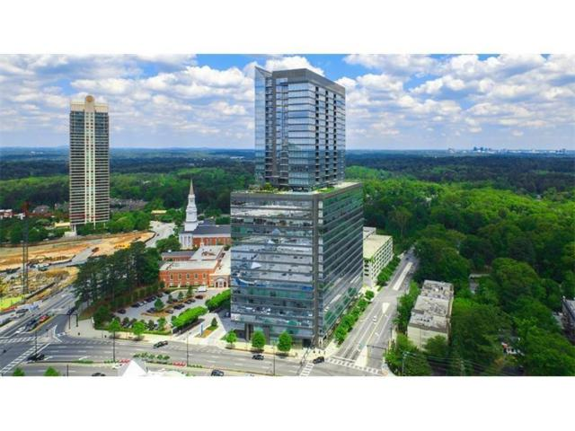 3630 Peachtree Road NE #3001, Atlanta, GA 30326 (MLS #6040111) :: The Zac Team @ RE/MAX Metro Atlanta