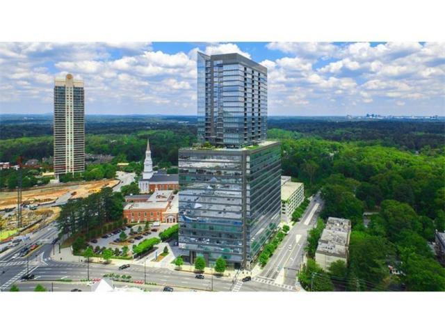 3630 Peachtree Road NE #3001, Atlanta, GA 30326 (MLS #6040111) :: Kennesaw Life Real Estate