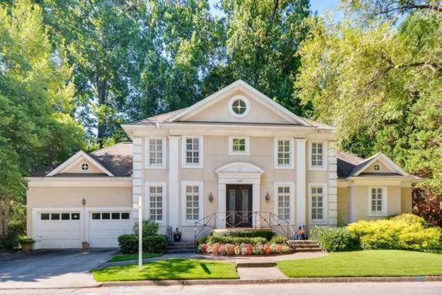625 Greystone Park NE, Atlanta, GA 30324 (MLS #6040143) :: RE/MAX Prestige