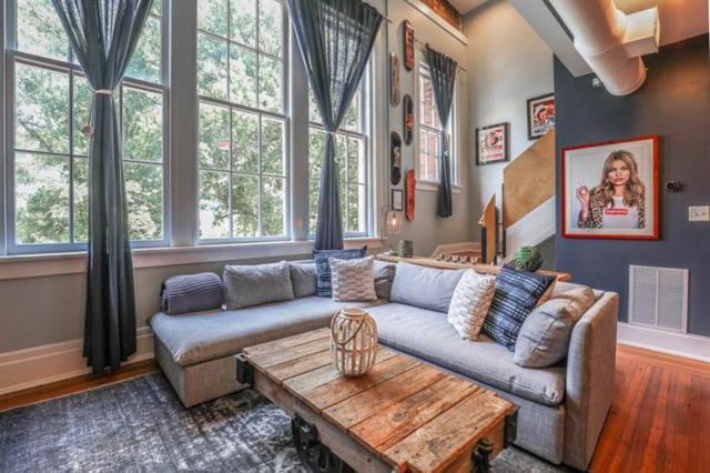 978 North Avenue NE #304, Atlanta, GA 30306 (MLS #6040187) :: RE/MAX Paramount Properties
