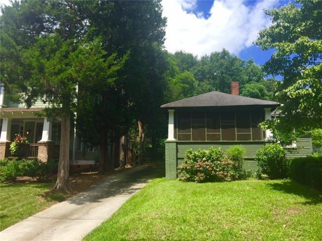 319 4th Avenue, Decatur, GA 30030 (MLS #6040222) :: Iconic Living Real Estate Professionals