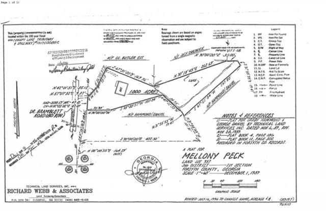 1390 Dr Bramblett Road, Cumming, GA 30028 (MLS #6040223) :: North Atlanta Home Team