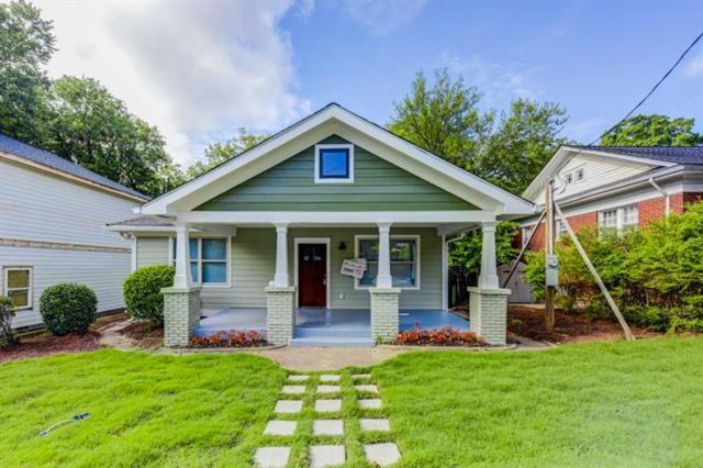 1365 George W Brumley Way SE, Atlanta, GA 30317 (MLS #6040229) :: Kennesaw Life Real Estate