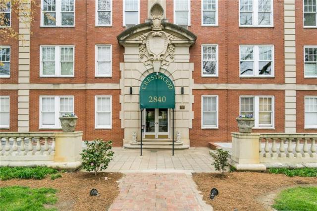 2840 Peachtree Road #403, Atlanta, GA 30305 (MLS #6040234) :: RE/MAX Paramount Properties