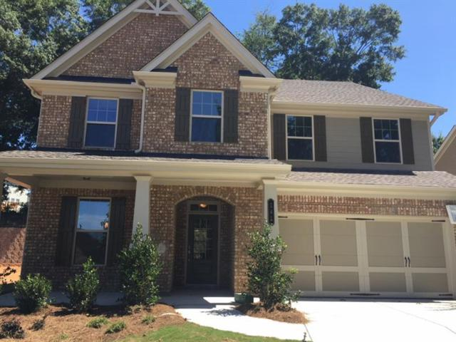 141 Bergenia Way, Canton, GA 30115 (MLS #6040242) :: RE/MAX Paramount Properties