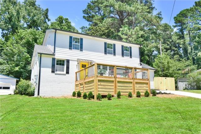 2344 Marion Circle, Decatur, GA 30032 (MLS #6040362) :: RE/MAX Paramount Properties