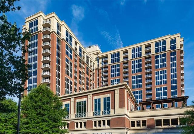 1820 Peachtree Street NW #1206, Atlanta, GA 30309 (MLS #6040380) :: The Hinsons - Mike Hinson & Harriet Hinson