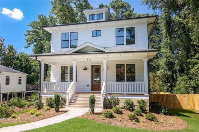 422 E Pharr Road, Decatur, GA 30030 (MLS #6040396) :: Iconic Living Real Estate Professionals