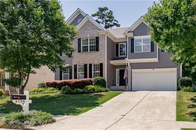 3154 Forest Grove Trail NW, Acworth, GA 30101 (MLS #6040406) :: North Atlanta Home Team
