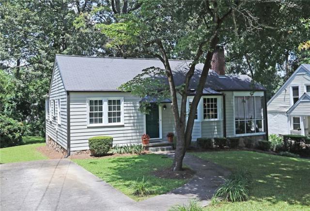 436 E Pharr Road, Decatur, GA 30030 (MLS #6040426) :: Iconic Living Real Estate Professionals