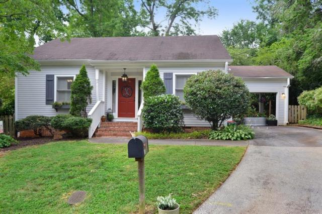139 Hilldale Drive, Decatur, GA 30030 (MLS #6040487) :: RE/MAX Paramount Properties