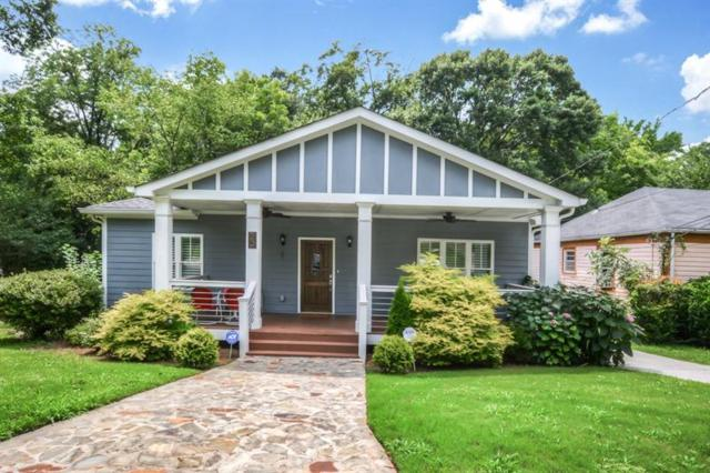 20 Sanderson Street NE, Atlanta, GA 30307 (MLS #6040501) :: Kennesaw Life Real Estate