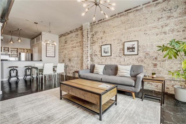 800 Peachtree Street NE #8631, Atlanta, GA 30308 (MLS #6040504) :: RE/MAX Paramount Properties