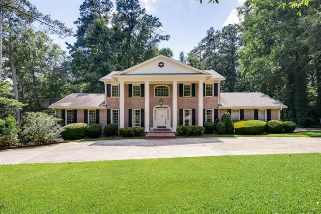 1771 Tamworth Court, Dunwoody, GA 30338 (MLS #6040544) :: The Cowan Connection Team