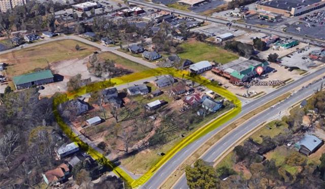 1501 N Westside Drive N, Gainesville, GA 30501 (MLS #6040597) :: North Atlanta Home Team