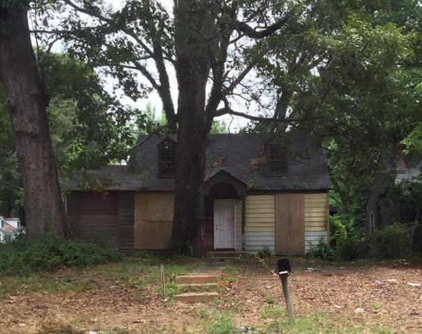 1407 Richland Road SW, Atlanta, GA 30310 (MLS #6040636) :: RE/MAX Paramount Properties