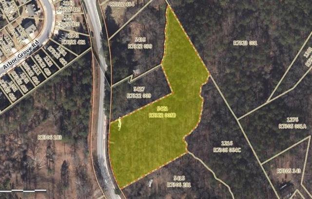 5421 Sycamore Road, Sugar Hill, GA 30518 (MLS #6040678) :: RE/MAX Paramount Properties