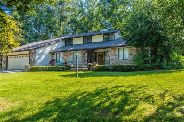 215 Summerfield Drive, Alpharetta, GA 30022 (MLS #6040684) :: RE/MAX Paramount Properties