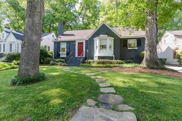 686 Longwood Drive NW, Atlanta, GA 30305 (MLS #6040763) :: RE/MAX Paramount Properties