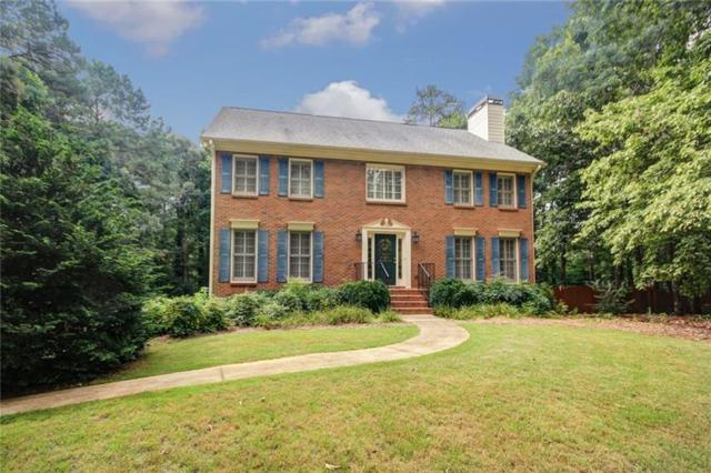 185 Wyngate Circle, Fayetteville, GA 30215 (MLS #6040860) :: The Hinsons - Mike Hinson & Harriet Hinson