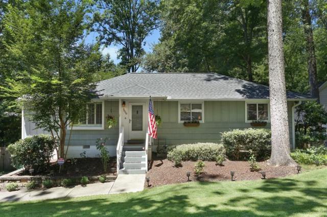 3028 Parkridge Drive NE, Brookhaven, GA 30319 (MLS #6040873) :: The Hinsons - Mike Hinson & Harriet Hinson