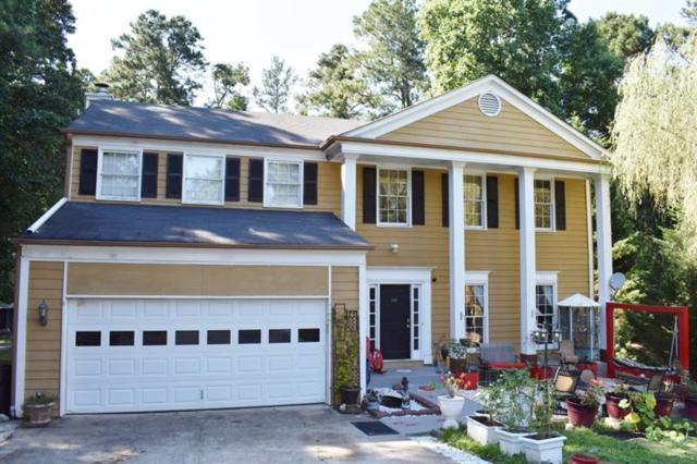 2161 Buckley Trail, Snellville, GA 30078 (MLS #6040878) :: RE/MAX Paramount Properties