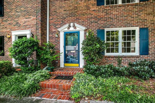 1105 Clairemont Avenue B, Decatur, GA 30030 (MLS #6040935) :: RE/MAX Paramount Properties