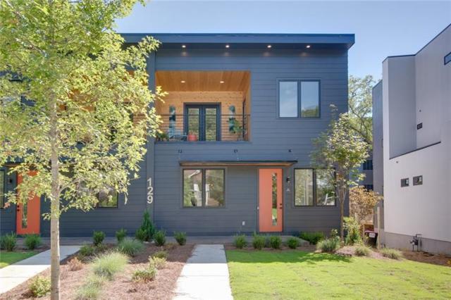 129 Holiday Avenue NE A, Atlanta, GA 30307 (MLS #6040951) :: RE/MAX Paramount Properties