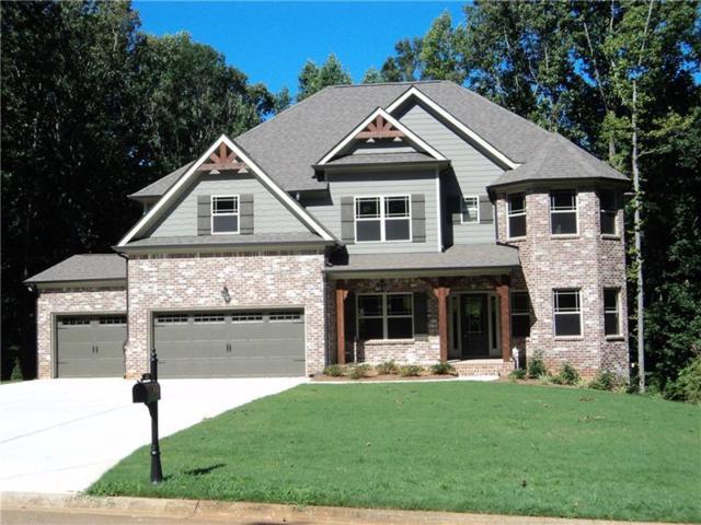 1411 Hidden Lakes Trail, Jefferson, GA 30549 (MLS #6040986) :: RE/MAX Paramount Properties