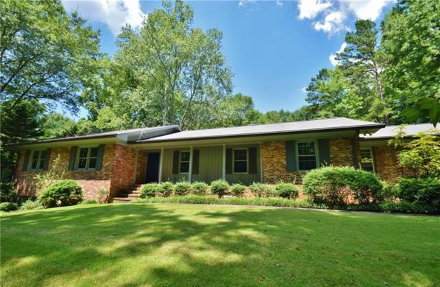 1387 Springdale Road, Gainesville, GA 30501 (MLS #6040990) :: The Zac Team @ RE/MAX Metro Atlanta