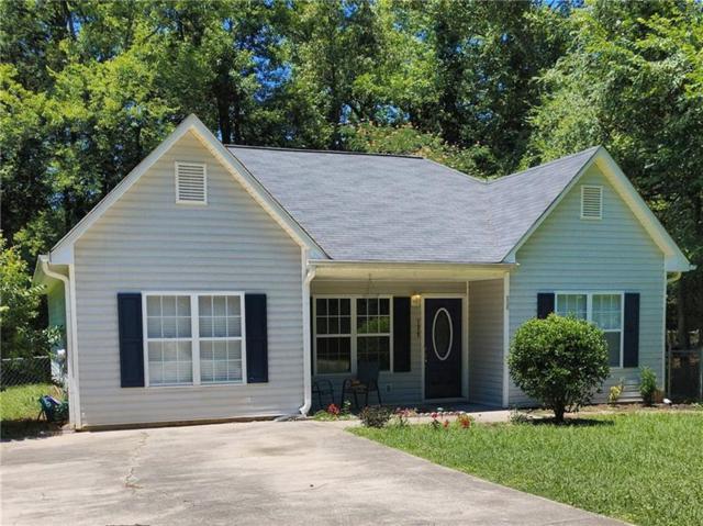 135 N Whispering Pine Lane NE, White, GA 30184 (MLS #6040993) :: Todd Lemoine Team