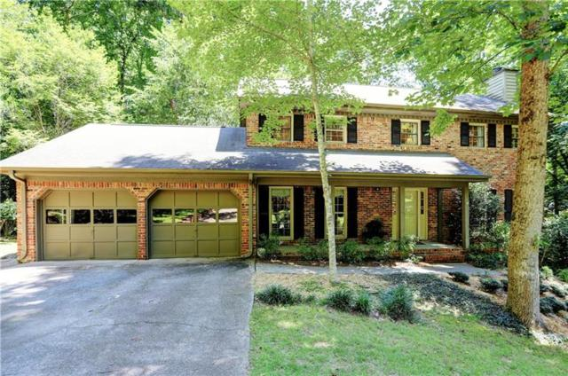 4671 Amberwood Trail, Marietta, GA 30062 (MLS #6041008) :: RCM Brokers