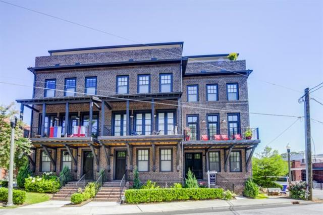 504 E Howard Avenue #504, Decatur, GA 30030 (MLS #6041065) :: North Atlanta Home Team
