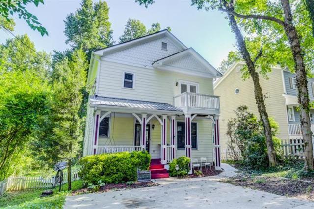 1802 Braeburn Circle SE, Atlanta, GA 30316 (MLS #6041083) :: The Justin Landis Group
