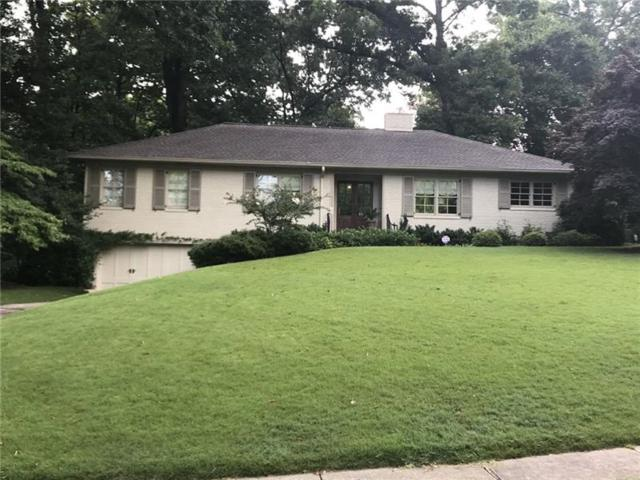 202 Upland Road, Decatur, GA 30030 (MLS #6041204) :: The Hinsons - Mike Hinson & Harriet Hinson