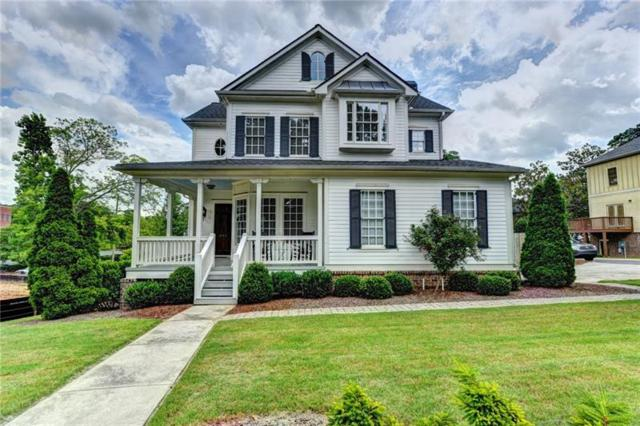 645 W Peachtree Street, Norcross, GA 30071 (MLS #6041219) :: North Atlanta Home Team