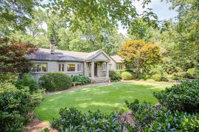 1453 Fairview Road NE, Atlanta, GA 30306 (MLS #6041236) :: RE/MAX Paramount Properties