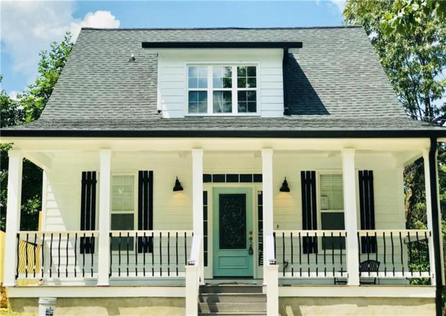 1395 Rome Drive NW, Atlanta, GA 30314 (MLS #6041303) :: RE/MAX Paramount Properties