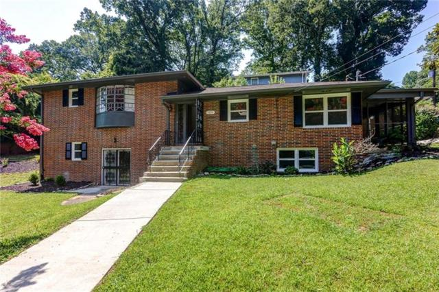 439 Larchmont Drive NW, Atlanta, GA 30318 (MLS #6041314) :: The Russell Group