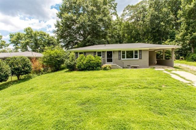 375 Camilla Circle SW, Mableton, GA 30126 (MLS #6041378) :: North Atlanta Home Team