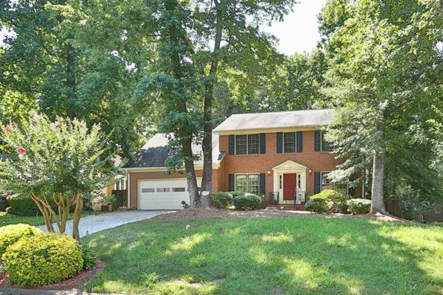 1088 Saybrook Circle NW, Lilburn, GA 30047 (MLS #6041386) :: RE/MAX Paramount Properties