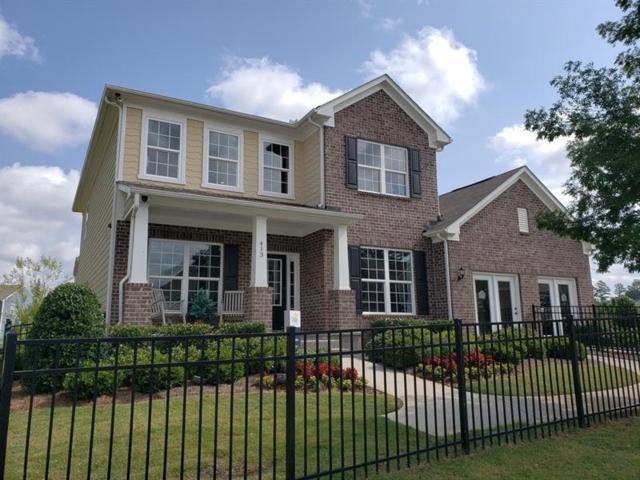 413 Spring View Drive, Woodstock, GA 30188 (MLS #6041454) :: RE/MAX Paramount Properties