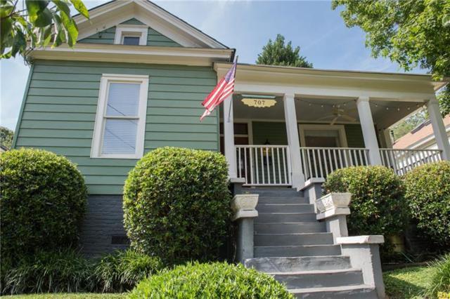 707 Hansell Street SE, Atlanta, GA 30312 (MLS #6041468) :: The Justin Landis Group