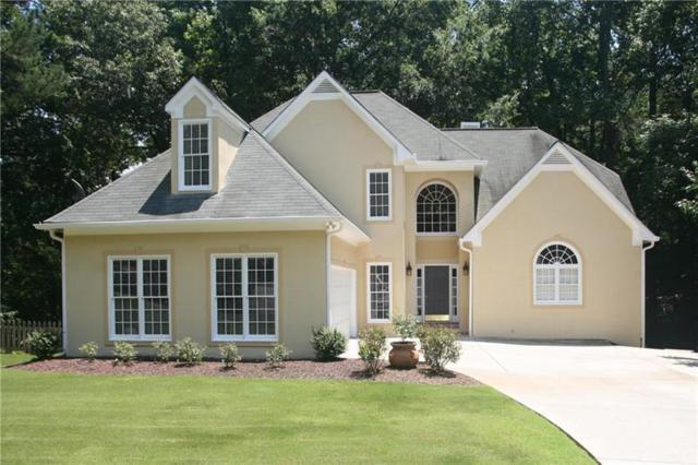 811 Ridge Creek Lane, Woodstock, GA 30189 (MLS #6041490) :: RCM Brokers