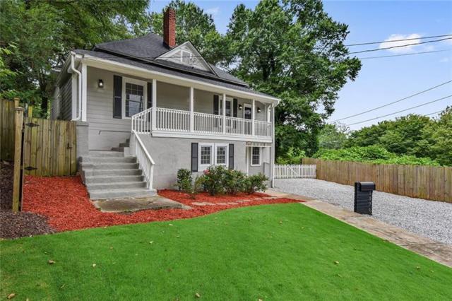 1571 Woodbine Avenue SE, Atlanta, GA 30317 (MLS #6041508) :: Kennesaw Life Real Estate